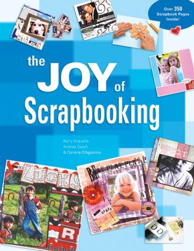 The Joy of Scrapbooking 9781600592195