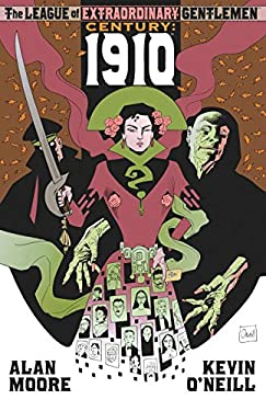 The League of Extraordinary Gentlemen Volume III: Century #1 1910 9781603090001