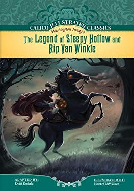 The Legend of Sleepy Hollow and Rip Van Winkle 9781602707474