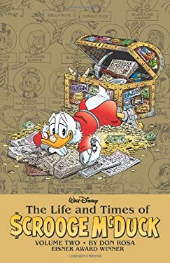 The Life & Times of Scrooge McDuck, Volume Two 9781608865420