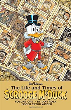 The Life and Times of Scrooge McDuck, Volume One 9781608865383