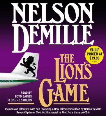 The Lion's Game 9781607882176