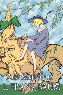 The Magic of Oz 9781603123341