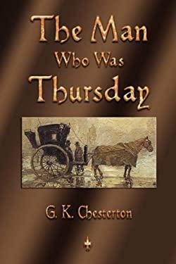 The Man Who Was Thursday 9781603863308