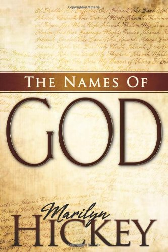 The Names of God 9781603740869
