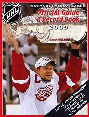 The National Hockey League Official Guide & Record Book 9781600781483