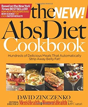 The New! Abs Diet Cookbook 9781605293141