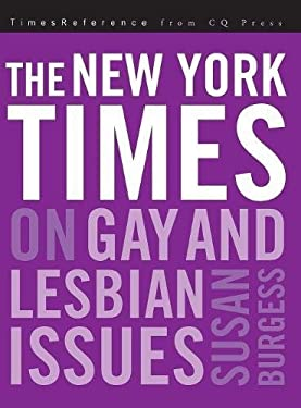 The New York Times on Gay and Lesbian Issues 9781604265934