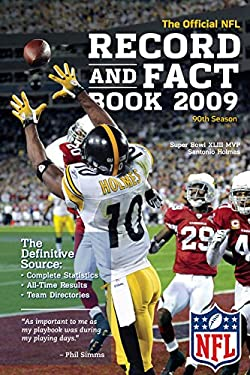 The Official NFL Record and Fact Book 9781603208093