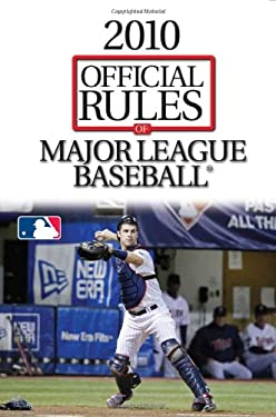 The Official Rules of Major League Baseball 9781600782077