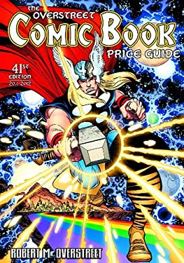 The Overstreet Comic Book Price Guide 9781603601313