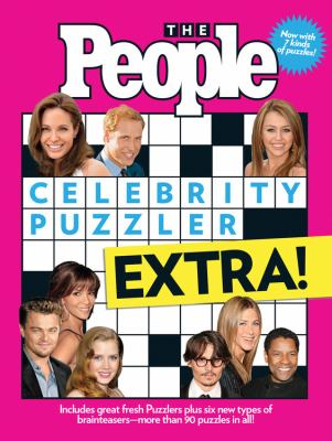 The People Celebrity Puzzler Extra! 9781603207942