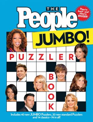 The People Jumbo! Puzzler Book 9781603207713
