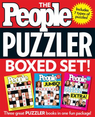 The People Puzzler 9781603202787