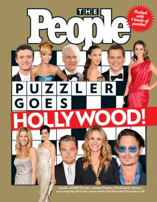 The People Puzzler Goes Hollywood! 9781603208345