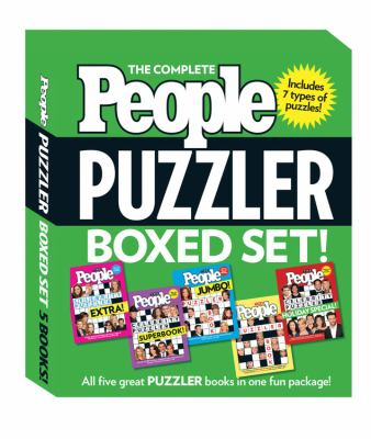 The Complete People Puzzler Boxed Set 9781603203173