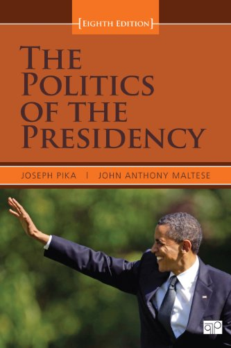 The Politics of the Presidency 9781608717972