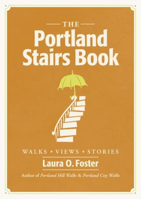 The Portland Stairs Book 9781604690699