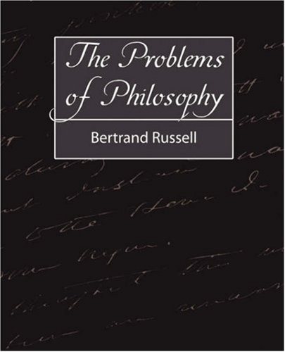 The Problems of Philosophy 9781604242645