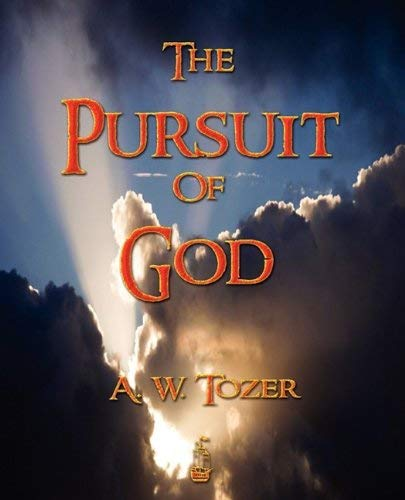 pursuit of god review Join aw tozer in his passionate search for god in the pursuit of god  i am  not the right person to review this great saint's work, even though he has been a .