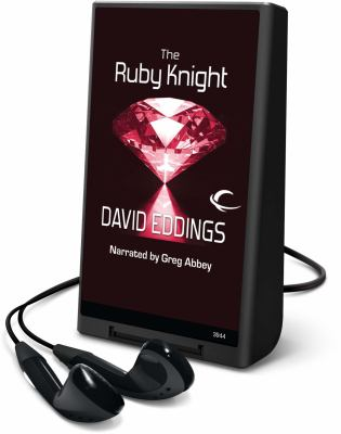 The Ruby Knight [With Earbuds] 9781608128563