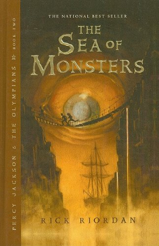 The Sea of Monsters 9781606860380