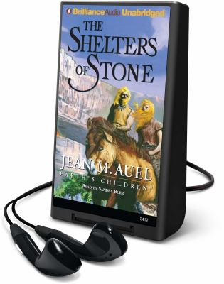 The Shelters of Stone [With Headphones] 9781607757023