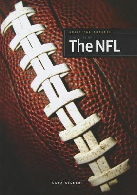 The Story of the NFL 9781608180639