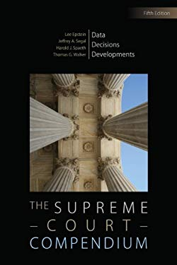 The Supreme Court Compendium 9781608717439