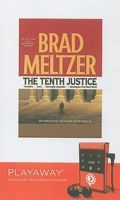 The Tenth Justice [With Headphones] 9781606406168