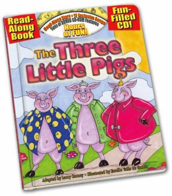 The Three Little Pigs [With CD] 9781600720598