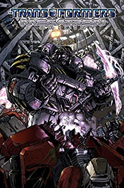 The Transformers Megatron Origin 9781600101069
