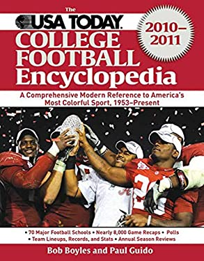 The USA Today College Football Encyclopedia 9781602399549