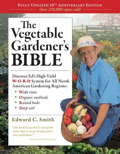 The Vegetable Gardener's Bible 9781603424752