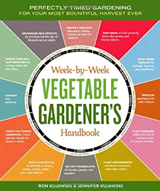 Week-By-Week Vegetable Gardener's Handbook: Perfectly Timed Gardening for Your Most Bountiful Harvest Ever 9781603426947