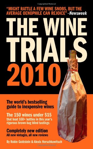 The Wine Trials 9781608160075