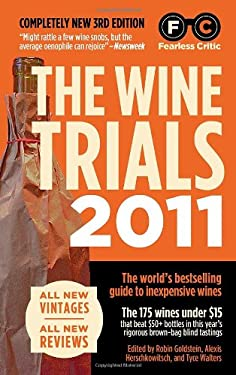 The Wine Trials 9781608160167