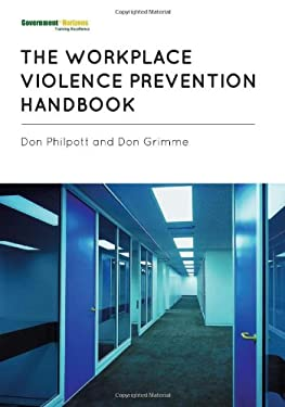The Workplace Violence Prevention Handbook 9781605906461