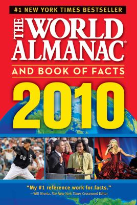 The World Almanac and Book of Facts 2010 9781600571237