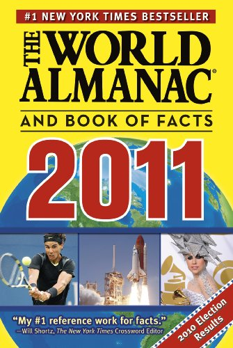 The World Almanac and Book of Facts 9781600571336