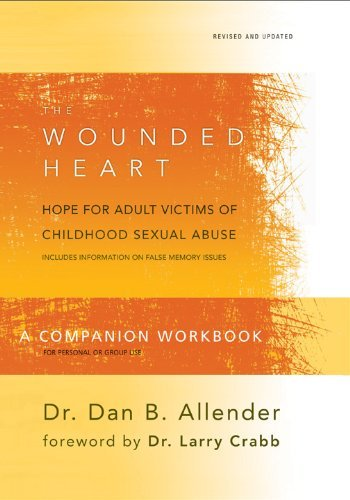 The Wounded Heart, a Companion Workbook: Hope for Adult Victims of Childhood Sexual Abuse