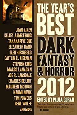 The Year's Best Dark Fantasy & Horror 9781607013457