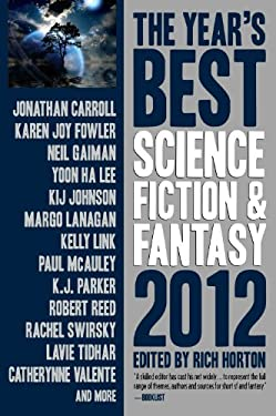 The Year's Best Science Fiction & Fantasy 9781607013440