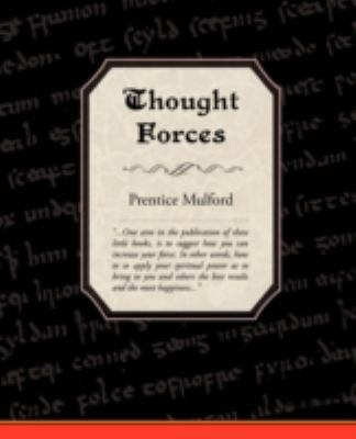 Thought Forces 9781605971926