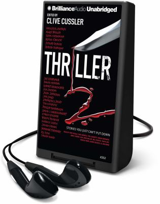 Thriller 2: Stories You Just Can't Put Down [With Headphones] 9781608478309