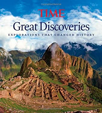 Time Great Discoveries: Explorations That Changed History 9781603200837