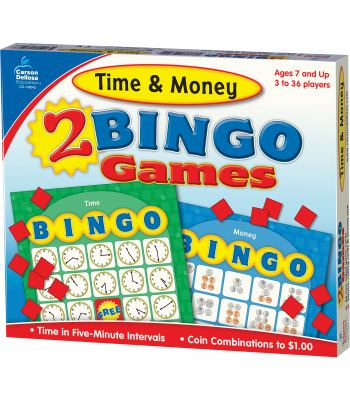 Time & Money Bingo 9781604180268