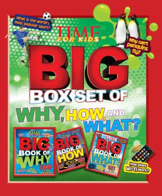 Time for Kids Big Box Set of Why, How and What? 9781603204262