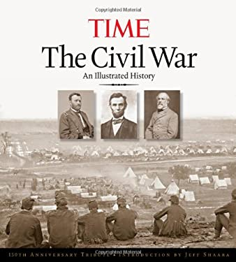 Time: The Civil War: An Illustrated History 9781603201711
