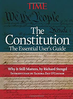 Time: The United States Constitution: The Essential User's Guide 9781603209991